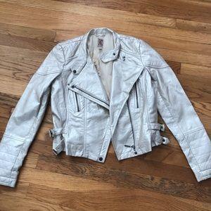 Jackets & Blazers - Women's Motorcycle jacket